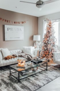 The Best Winter Decoration For Apartment 48