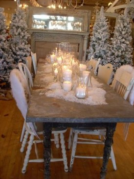 The Best Winter Table Decorations You Need To Try 07