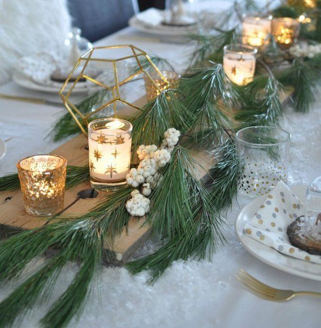 The Best Winter Table Decorations You Need To Try 11