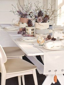 The Best Winter Table Decorations You Need To Try 37