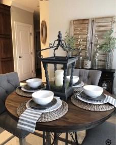 Amazing Rustic Dining Room Design Ideas 01