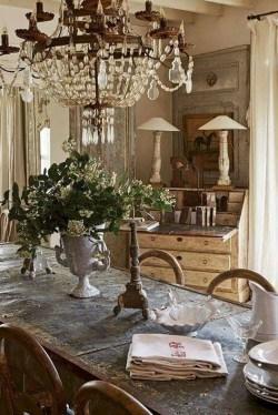 Amazing Rustic Dining Room Design Ideas 08