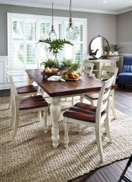 Amazing Rustic Dining Room Design Ideas 10