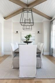 Amazing Rustic Dining Room Design Ideas 21