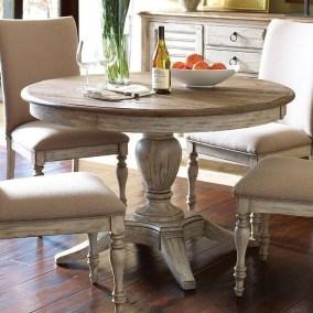 Amazing Rustic Dining Room Design Ideas 23