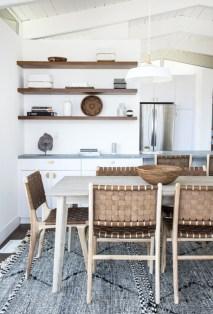 Amazing Rustic Dining Room Design Ideas 37