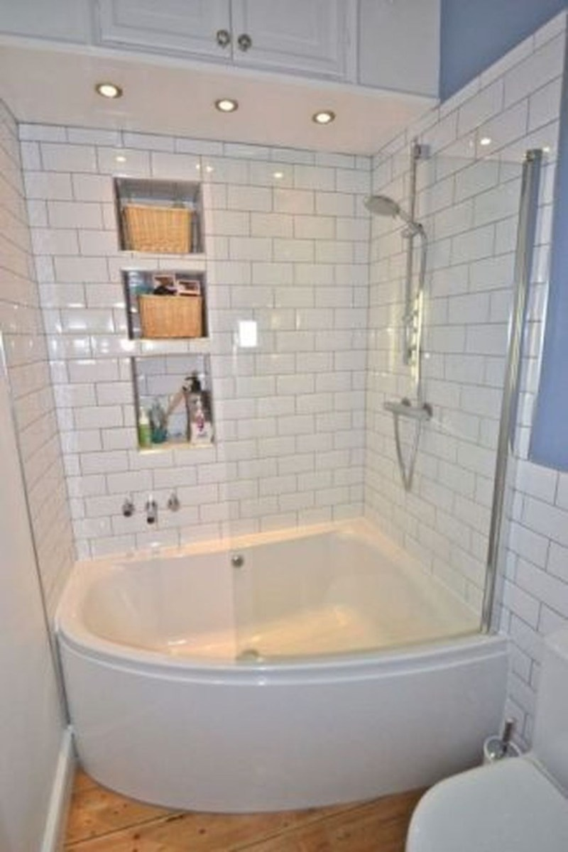Awesome Hanging Bathroom Storage For Small Spaces 21