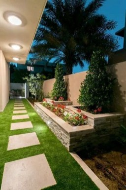 Backyard Landscaping Ideas With Minimum Budget 18