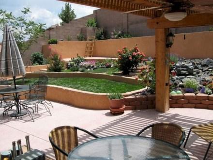 Backyard Landscaping Ideas With Minimum Budget 38
