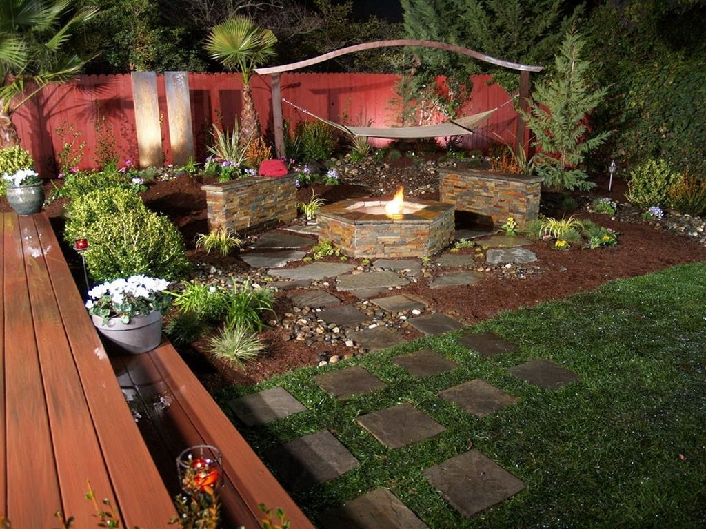 Backyard Landscaping Ideas With Minimum Budget 48