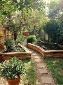Backyard Landscaping Ideas With Minimum Budget 49