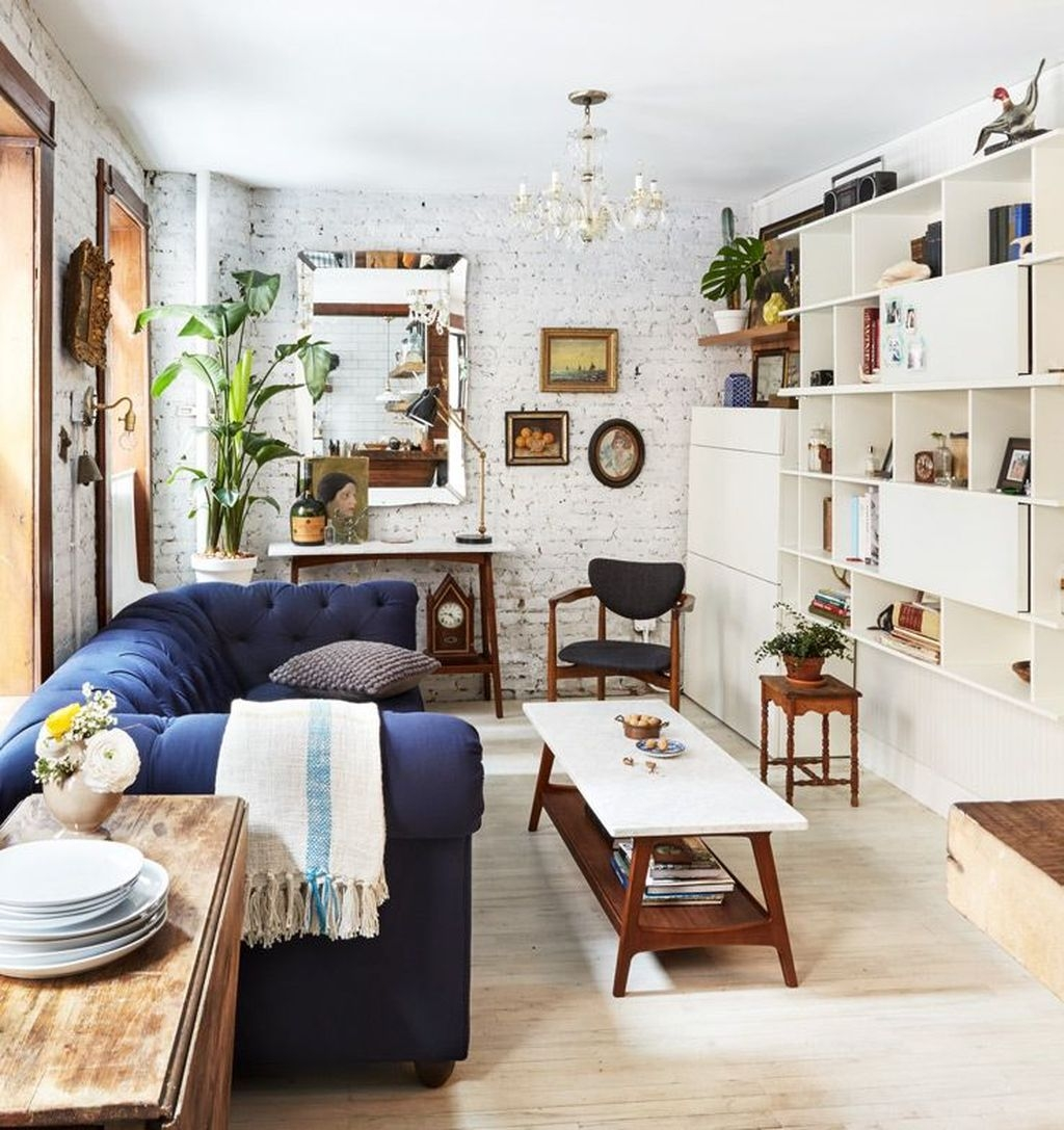 Beautiful Small Space Living Room Decoration Ideas03