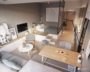 Beautiful Small Space Living Room Decoration Ideas04