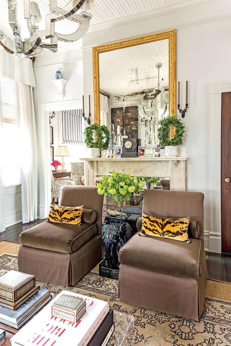 Beautiful Small Space Living Room Decoration Ideas20