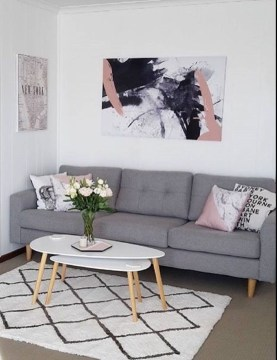 Beautiful Small Space Living Room Decoration Ideas24