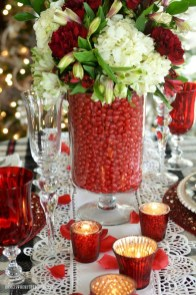 Beautiful Valentines Day Table Decor 05
