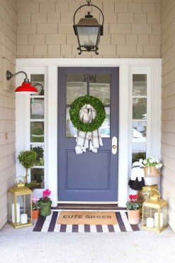 Front Porch Valentines Day Decor With LOVE Word 25