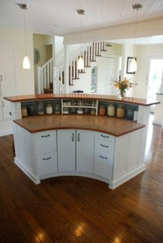 Kitchen Island Design Ideas With Marble Countertops 09