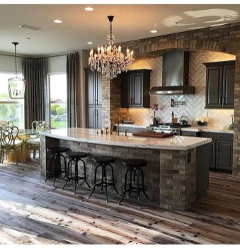 Kitchen Island Design Ideas With Marble Countertops 11