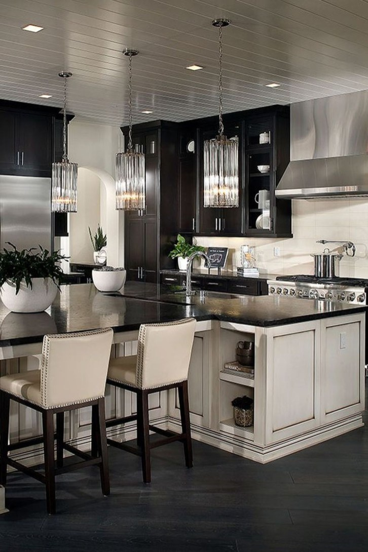 Kitchen Island Design Ideas With Marble Countertops 15