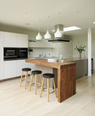 Kitchen Island Design Ideas With Marble Countertops 26