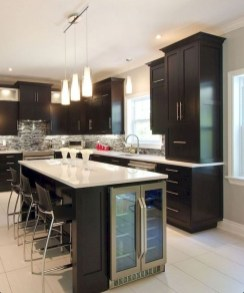 Kitchen Island Design Ideas With Marble Countertops 39