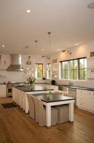 Kitchen Island Design Ideas With Marble Countertops 42
