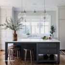Kitchen Island Design Ideas With Marble Countertops 49