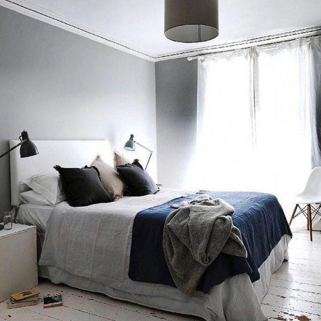 Luxury Modern Man Bedroom Design Ideas 12