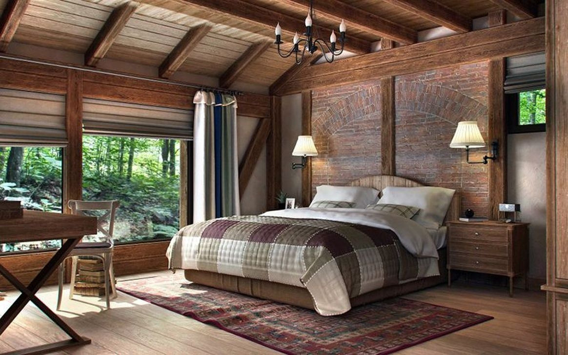 Luxury Modern Man Bedroom Design Ideas 28