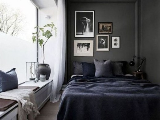 Luxury Modern Man Bedroom Design Ideas 40