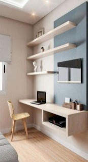 Modern Home Office Idea That Easily Implemented 18