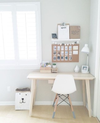 Modern Home Office Idea That Easily Implemented 31