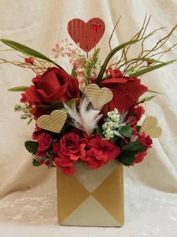 Nice Ideas For Best Valentines Day Centerpieces 32