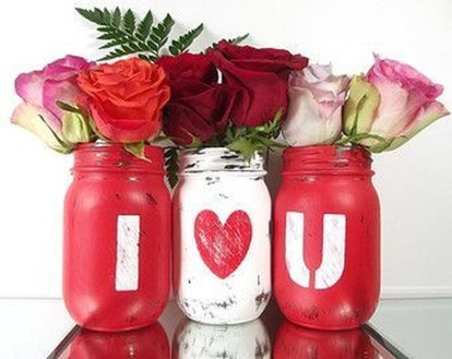 Nice Ideas For Best Valentines Day Centerpieces 35