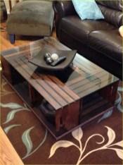 Nice Looking DIY Coffee Table 02