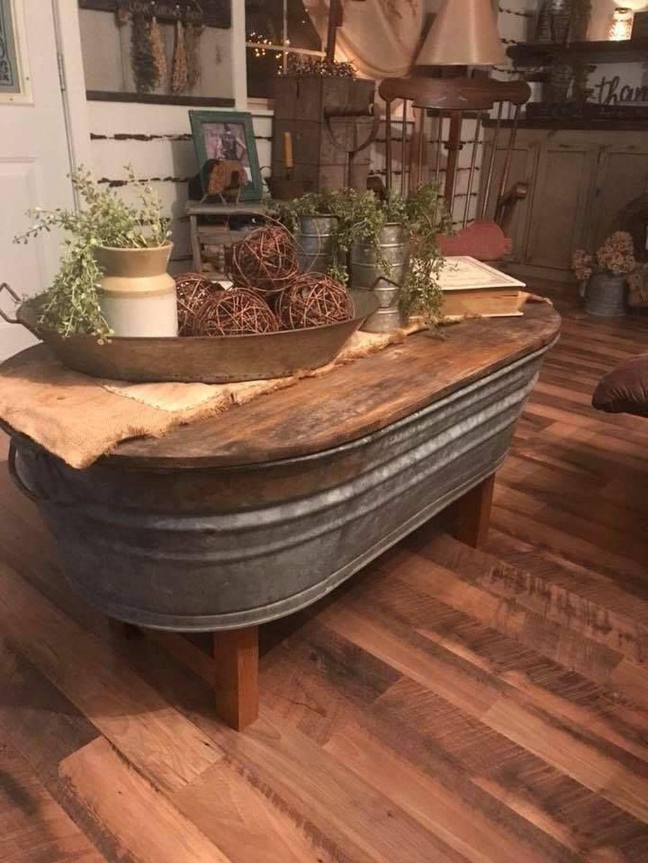 Nice Looking DIY Coffee Table 10