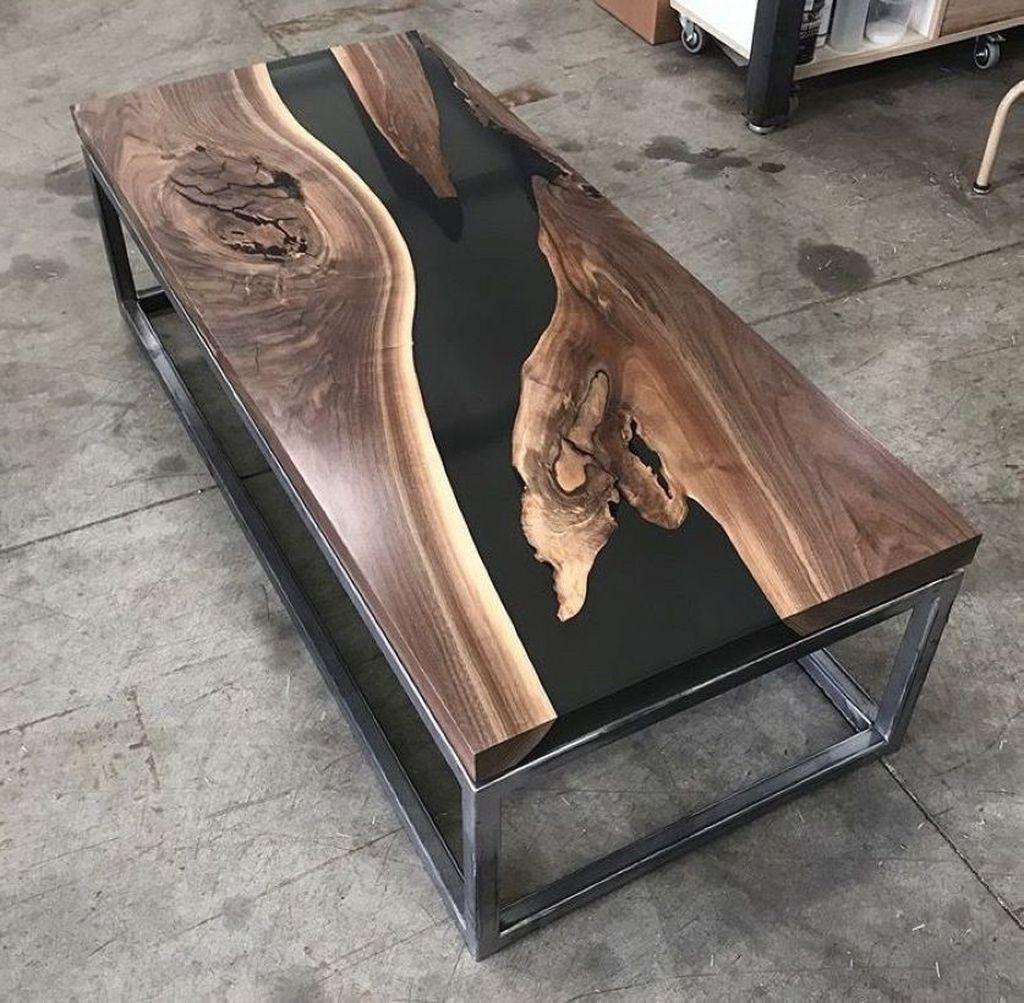 Nice Looking DIY Coffee Table 13