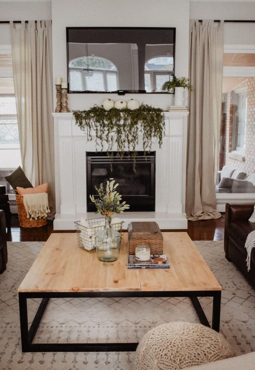 Nice Looking DIY Coffee Table 19