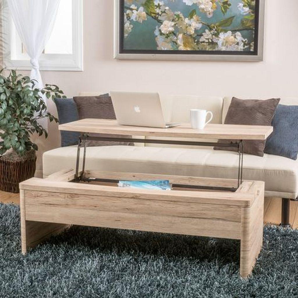 Nice Looking DIY Coffee Table 23