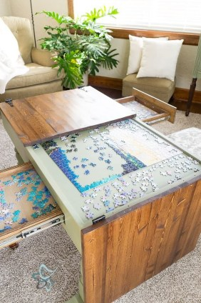 Nice Looking DIY Coffee Table 31
