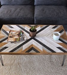 Nice Looking DIY Coffee Table 34