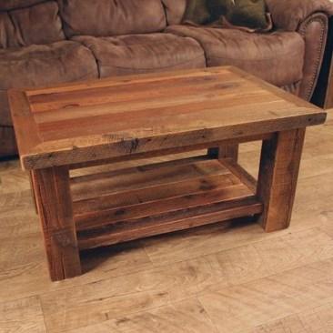Nice Looking DIY Coffee Table 45