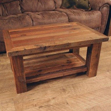 Nice Looking DIY Coffee Table 45