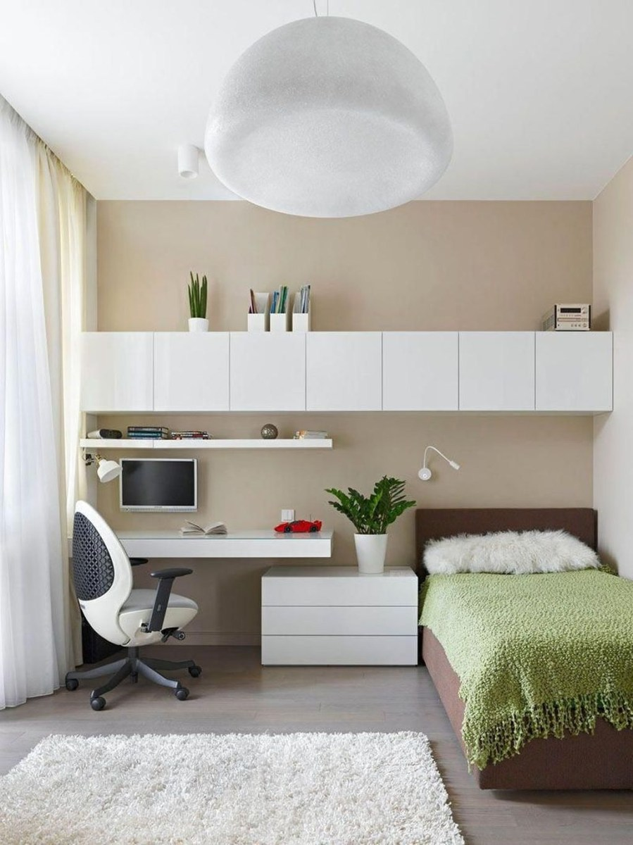 Perfect Small Bedroom Decorations 19