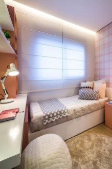 Perfect Small Bedroom Decorations 36