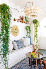 Perfectly Bohemian Living Room Design Ideas 10