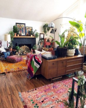 Perfectly Bohemian Living Room Design Ideas 14