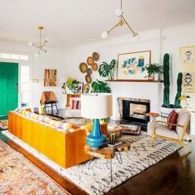 Perfectly Bohemian Living Room Design Ideas 18
