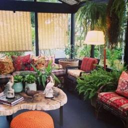 Perfectly Bohemian Living Room Design Ideas 35